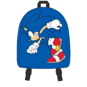 en soldes d6f43 5475a Sonic The Hedgehog - Mini sac à dos Blue Sonic - Personnage ...