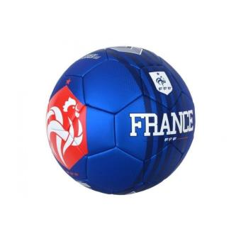 ballon football fff equipe de france 5 adultes. Black Bedroom Furniture Sets. Home Design Ideas