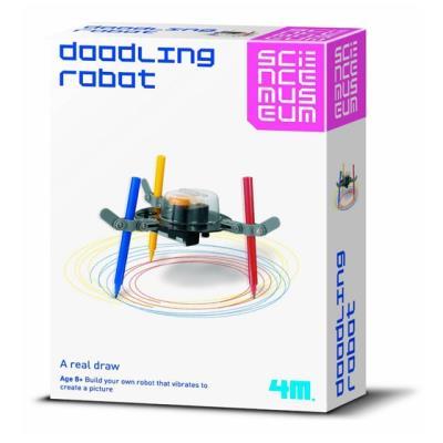Science Museum - Doodling Robot