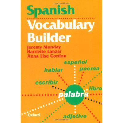 Spanish Vocabulary Builder (Vocabulary Builders)