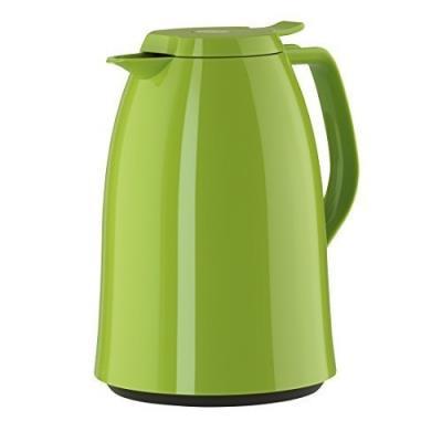 Emsa 517006 mambo pichet isotherme acier inoxydable plastique vert brillant 18 x 18 x 12 cm 1 l e517006