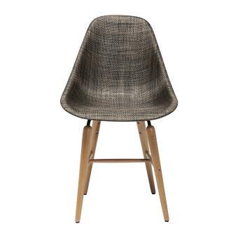 Chaise Forum bois marron Kare Design Achat & prix | fnac