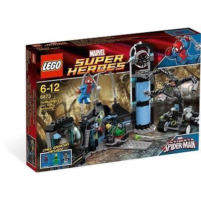 Lego Super Heros 6873 Spider-Man vs. Doc Ock