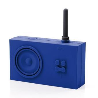 Radio pour salle de bain bleu Tykho - Achat & prix | fnac