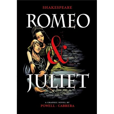 Romeo And Juliet (Shakespeare Graphics) (Paperback)