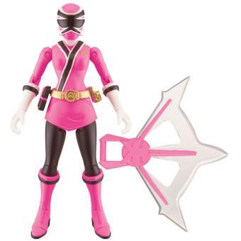 Power rangers super samurai samurai ranger rose figurine 10 cm moyenne figurine achat - Power ranger samurai rose ...