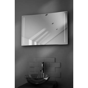 miroir de salle de bain de rasage syst me audio bluetooth. Black Bedroom Furniture Sets. Home Design Ideas