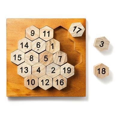 Puzzle nombre Aristote