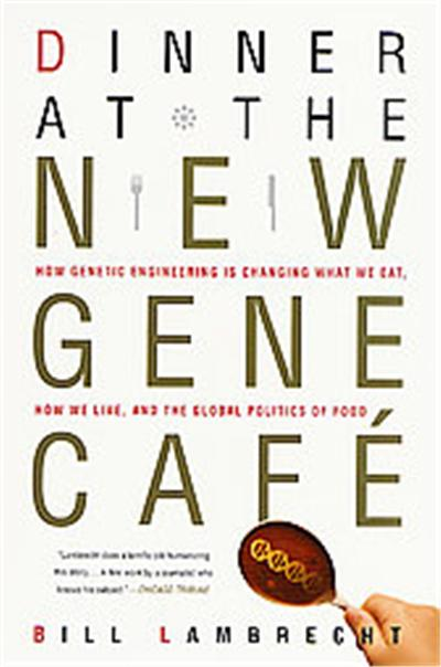 Dinner at the New Gene Cafe