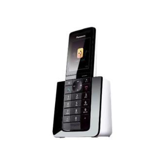 panasonic kx prs120 t l phone sans fil syst me de. Black Bedroom Furniture Sets. Home Design Ideas