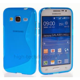 Complètement et à l'extrême 23% sur Housse etui coque pochette silicone gel fine pour Samsung #VE_72