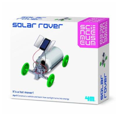 Science Museum - Rover solaire