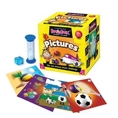 Brainbox my first pictures - jeu de société (import grande bretagne)