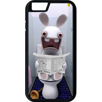coque iphone 6 lapin