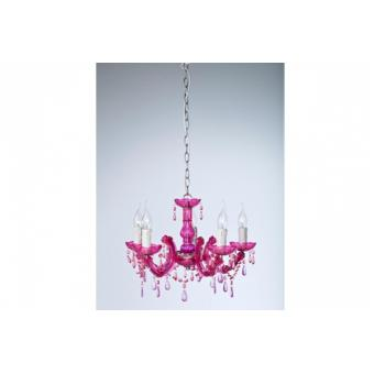 Lustre Baroque Diamant Rose Eternity Achat Prix Fnac