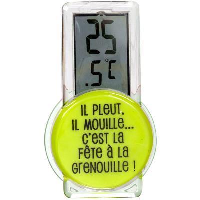 Thermomètre Digital d'extérieur humoristique