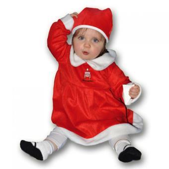 7cf1d00f7027f Costume mere noel bebe 6 12 mois - Accessoire de déguisement - Achat   prix