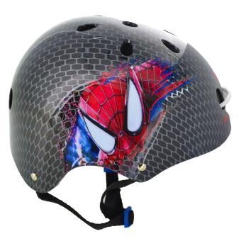10860 Toimsa Casque V/élo Gar/çon-Spiderman