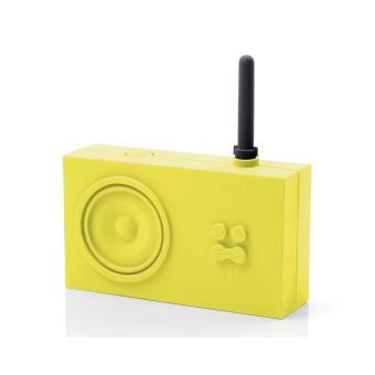 Radio pour salle de bain jaune Tykho - Achat & prix | fnac