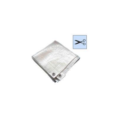 Bâche à découper renforcée imperméable traitée Anti-UV 160gr/m2 4x10m