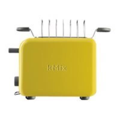 Kenwood kMix Boutique TTM028 - Grille-pain - 2 tranche - 2 Emplacements - jaune