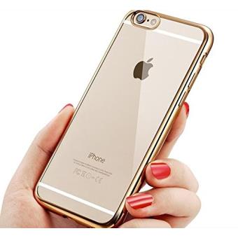 coque iphone 6 or silicone