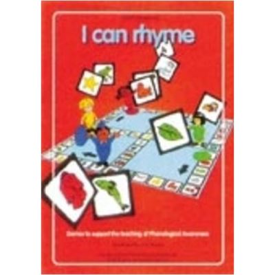 I Can Rhyme: Games to Support the Teaching of Phonological Awareness - [Livre en VO]