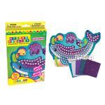 Mosaïque aux numéros : sticky mosaics : dauphin orb factory