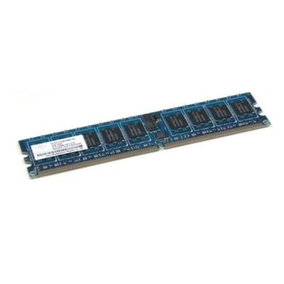Fabricant : Nanya P/N : NT2GT72U8PD0BV-3C Puce : Nanya (Variable selon Lot) Type de Module : DDR2 SDRAM Parity ECC Registered pour Serveurs Type de Bus : PC2-5300P Fréquence : 667Mhz Densité : 2GB Disposition Logique : Rank 2 (Double Rank) Disposition Phy