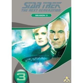 STAR TREK: NEXT GEN. S3 (7DVD)(IMP)