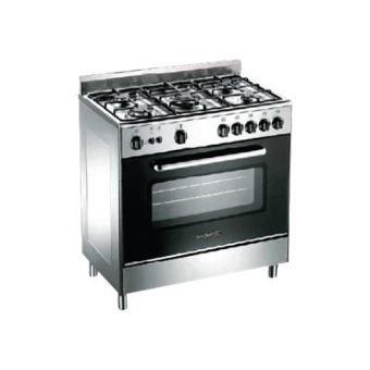 germania t85c20xdt cuisini re pose libre 80 cm inox achat prix fnac. Black Bedroom Furniture Sets. Home Design Ideas