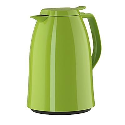 Emsa 517010 mambo pichet isotherme acier inoxydable plastique vert brillant 18 x 18 x 12 cm 1,5 l e517010