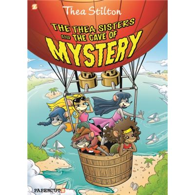 Thea Stilton Graphic Novels 6