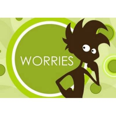 Little Tin of Big Worries - [Version Originale]