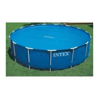 intex 29024 b che bulles r f 59952 pour piscine hors sol ronde de 4 88 m jeu piscine. Black Bedroom Furniture Sets. Home Design Ideas