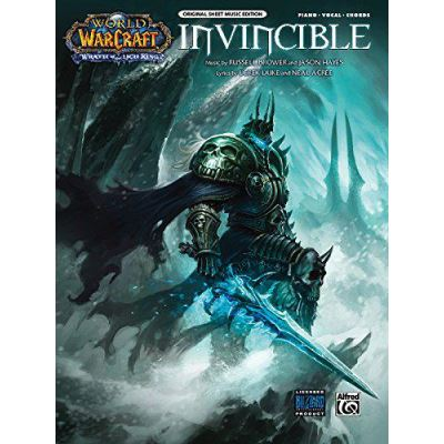 Invincible ( from World of Warcraft, Wrath of the Lich King) PVG - [Version Originale]