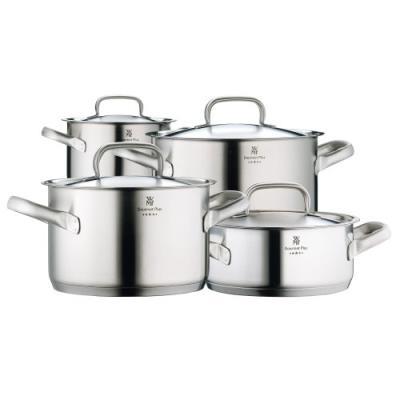 Wmf 720046030 ensemble cuisson gourmet plus 4 pièces 07.2004.6030