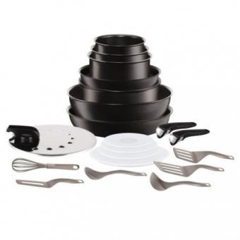 Tefal Ingenio Performance Batterie De Cuisine 20 Pieces L6549902