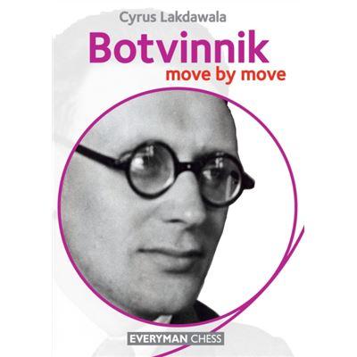 Botvinnik: Move By Move (Paperback)