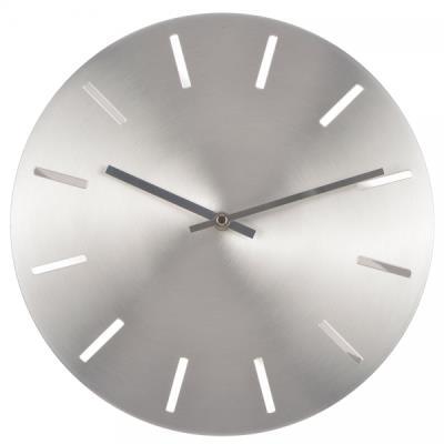 Horloge design tout alu