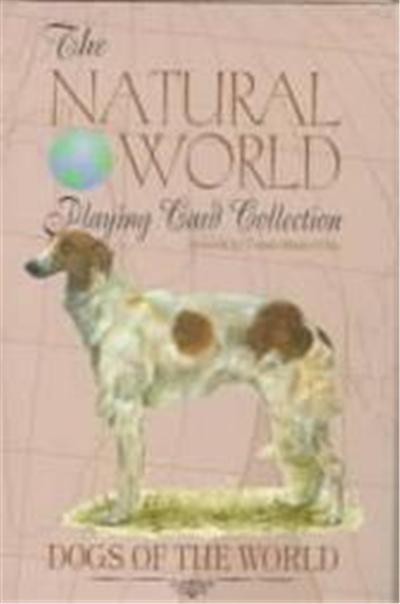 Dogs of the World, The Natural World Playing Card Collection