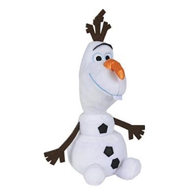 Simba 6315874751 - Disney Frozen Olaf Le Bonhomme De Neige En Peluche 25 Cm