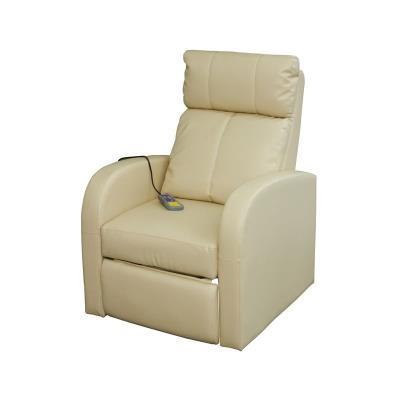 Fauteuil de massage beige 1702003