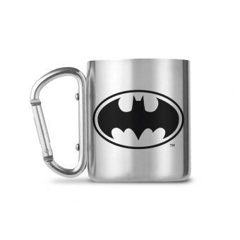 Caneca com Mosquetão Batman