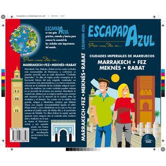 Marrakech fez meknes rabat-escapada