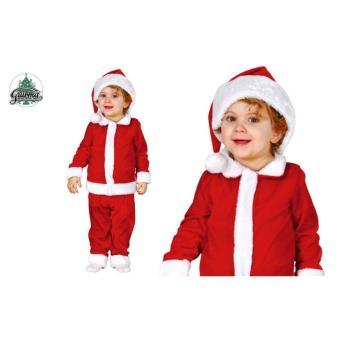 b0fa7fb32239c Costume pere noel bebe luxe 12 24 mois - Accessoire de déguisement - Achat    prix