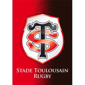 Poster stade toulousain poster affiche enroul top prix fnac - Couette stade toulousain ...