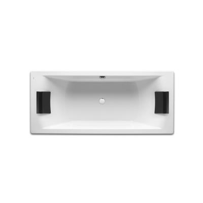 Baignoire Rectangulaire Biplace Hall Roca 1800x800mm Installations