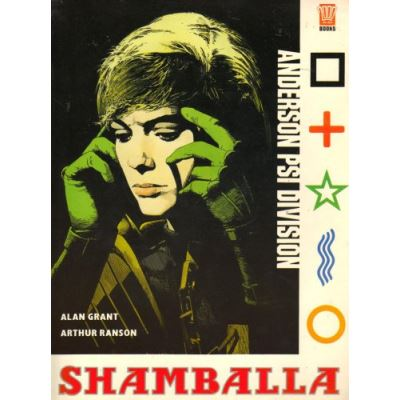 Judge Anderson: Shamballa (2000 AD books)