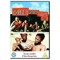 GODS MUST BE CRAZY 1-2 (DVD) (IMP)